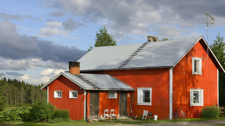 Ferienhaushausversicherung Finnland