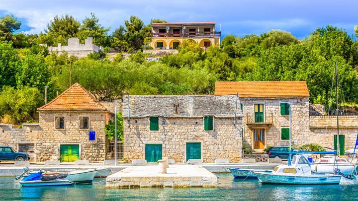 Ferienhaushausversicherung Kroatien