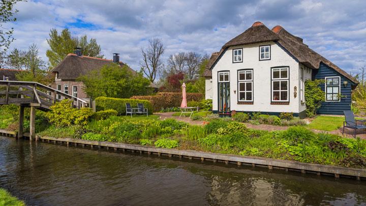 Ferienhaushausversicherung Niederlande