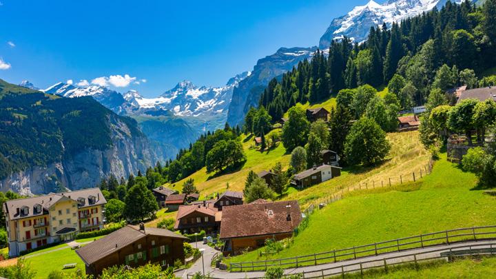 Ferienhausversicherung Schweiz