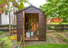 Gartenhausversicherung Privatgarten