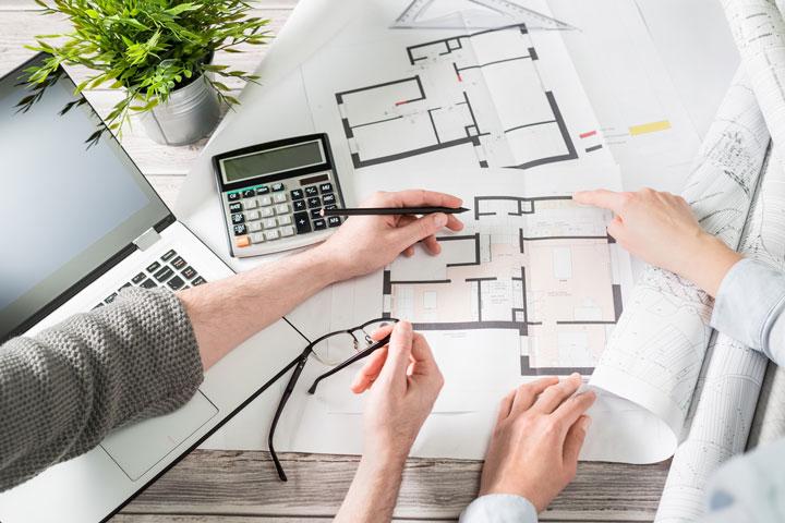 Wohnfläche Hausratversicherung